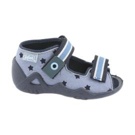 Befado gule børns sko 250P079