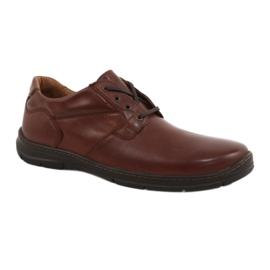 Badura sko mænd komfort 3509 brun