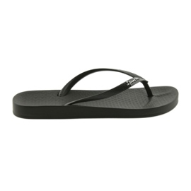 Kvinder sorte flip flops Ipanema 82591