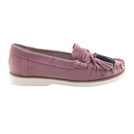 Komfortable Filippo 641 damer loafere pink