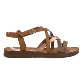 Filippo brun Casual Sandals