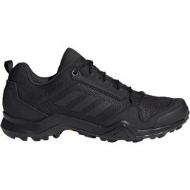 Sort Trekking sko adidas Terrex AX3 M BC0524