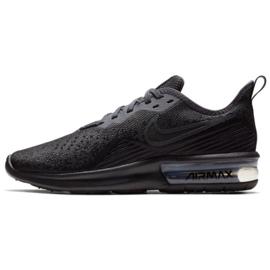 Sort Sko Nike Air Max Sequent 4 W AO4486-002