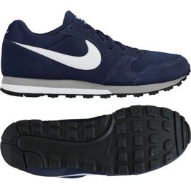 Sort Løbesko Nike Md Runner 2 M 749794-410