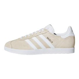 Brun Adidas Originals Gazelle W B41646 sko