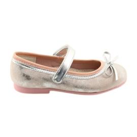 Ballerina sko med American Club GC18 bue