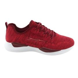 Mænds sportsbindere DK SC235 rød