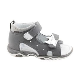 Sandaler drengeafner Bartek 51489 grå