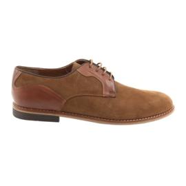 Mænds sko Badura 3687 brun