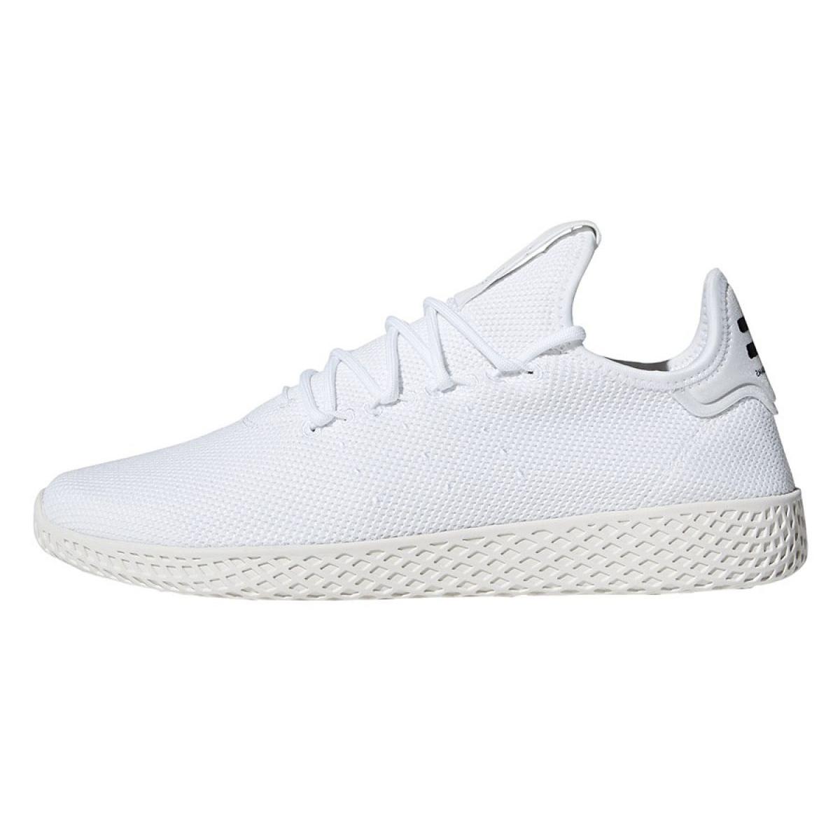 8f585b26 Hvid Adidas Originals Pharrell Williams Tennis Hu M B41792 sko ...