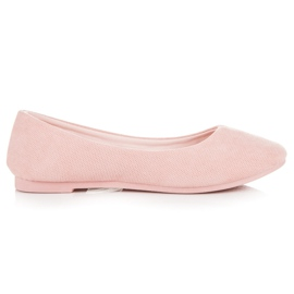 Seastar Komfortabel Ballerina pink