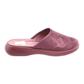 Befado kvinders sko pu 019D096 lilla