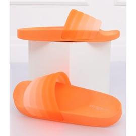 Appelsin Kvinders oransje tøfler K-9183 Orange