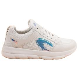 Marquiz Hvide Sneakers