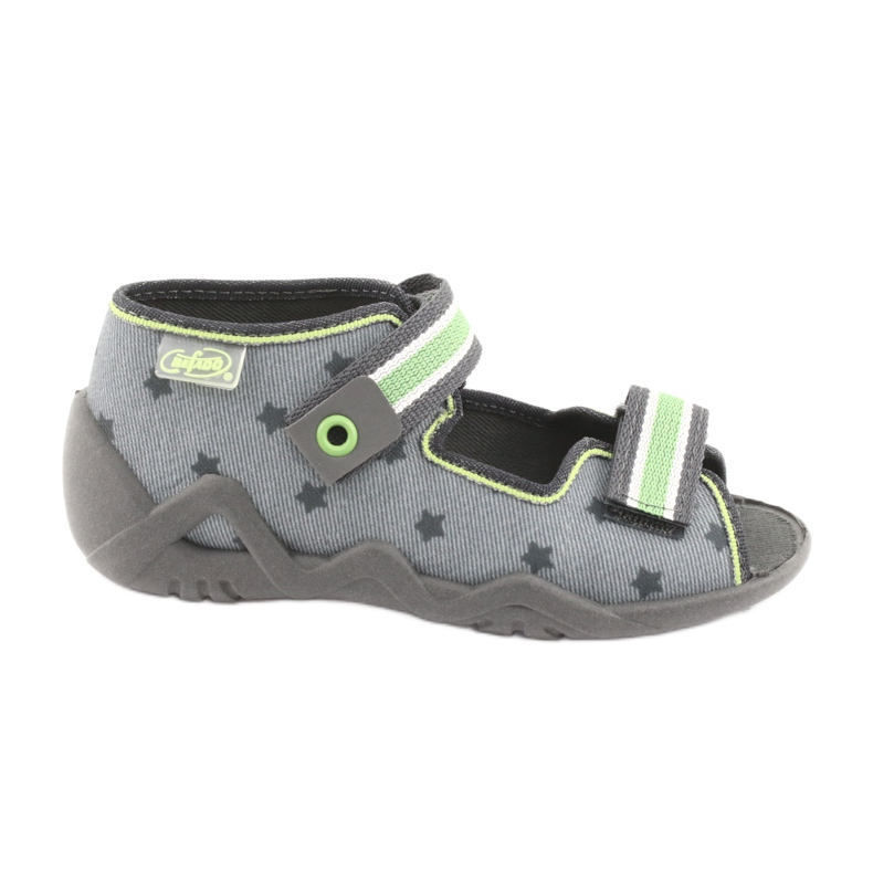Befado gule børns sko 250P086