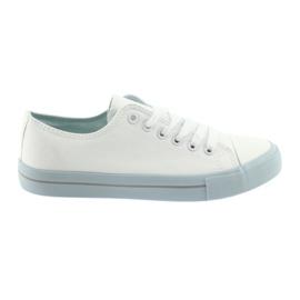 Sneakers Atletico 18916 hvid / blå