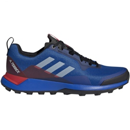 Blå Adidas Terrex Cmtk M BC0433 sko