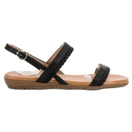 Cm Paris sort Casual Sandals