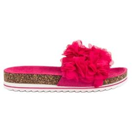 Seastar Moderigtige Pink Flip Flops