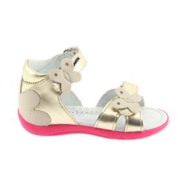 Piger sandaler - sommerfugl Bartek 51569 zlotys