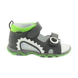 Sandaler drenge rober Bartek 51063 grå