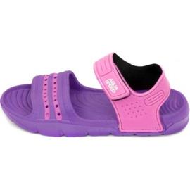 Sandaler Aqua-speed Noli lilla lyserøde Kids Col. 93