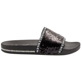 Seastar sort Sequins Flip Flops