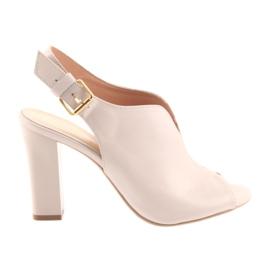 Pink Sandaler på posten Espinto 195 pulverrosa