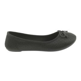 McKey sneakers ballerinas slip-in black sort