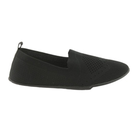 McKey Sneakers sneakers slip-in black sort