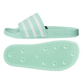 Adidas Originals Adilette flip flops i CG6538 grøn