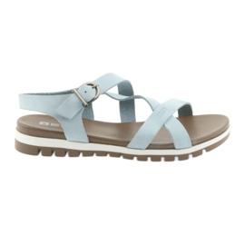 Big Star blå Komfortable Sandaler