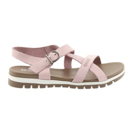 Pink Big Star 274971 kvinders sko