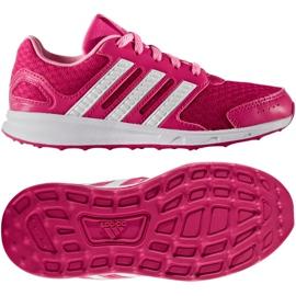 Pink Adidas Jr BB3301 sko