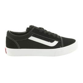AlaVans Atletico 18081 bundet sneakers. Sort