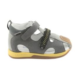 Sandaler drengeafner Bartek 81772 grå