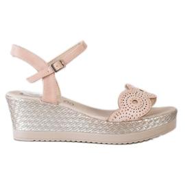 Kylie brun Casual Sandals