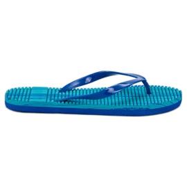 Ax Boxing blå Skumflip-flops