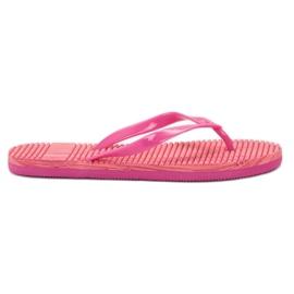 Ax Boxing pink Skumflip-flops