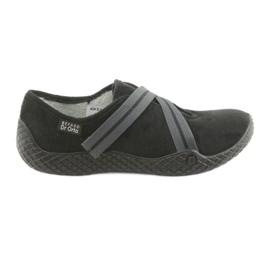 Sort Befado kvinders sko pu - unge 434D014