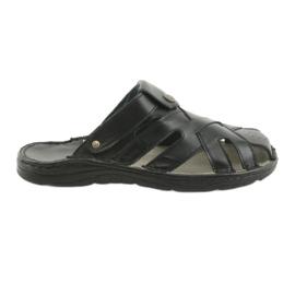 Naszbut Mænds sko 051 sort