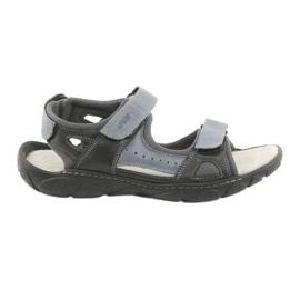Naszbut Velcro læder sandaler 043