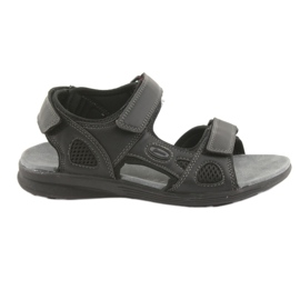 American Club sort American Youth Sports Sandals HL08 cz