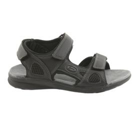 American Club sort American Youth Sports Sandals HL08 cz