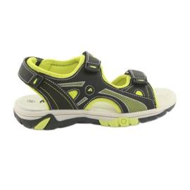 American Club RL22 drenge sandaler sort