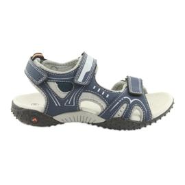 Drenge sandaler American Club RL18 navy