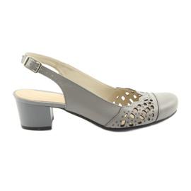 Kvinders sandaler Gregors 771 grå