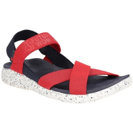 Sandaler 4F W H4L19-SAD002 36S rød