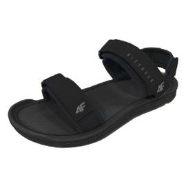 Sandaler 4F M H4L19-SAM001 20S sort