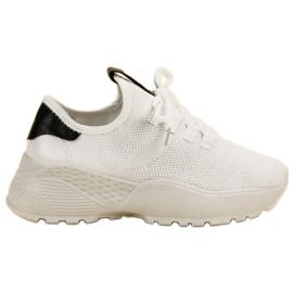 Tekstil Sport Sko VICES hvid